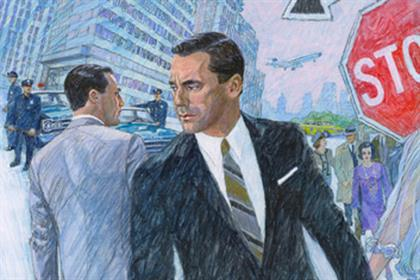 Mad Men: season six starts on Sky Atlantic