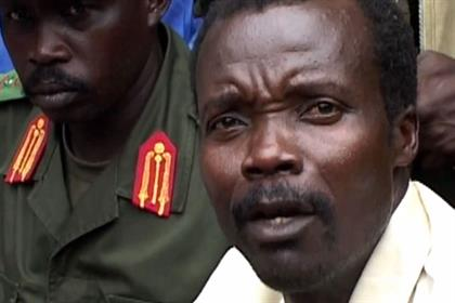 Joseph Kony: Ugandan warlord