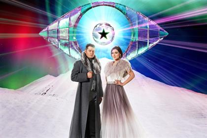 Celebrity Big Brother: presenters Brian Dowling and Emma Willis