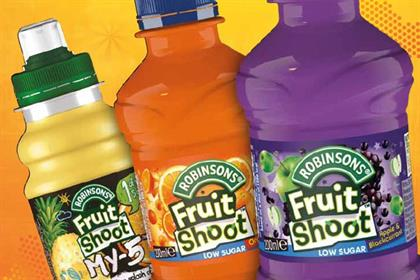 Fruit Shoot: owner Britvic hires TH_NK
