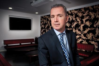 Georgiadis: senior Walker Media executives could join ZenithOptimedia's new management board
