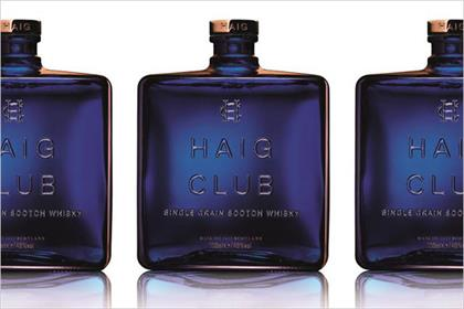 Haig Club whisky: the brand is backed by David Beckham and Simon Fuller