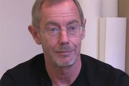 Steve Henry: believes the advertising industry has put safety before creativity