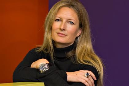 Kate Stanners: the creative partner at Saatchi & Saatchi London