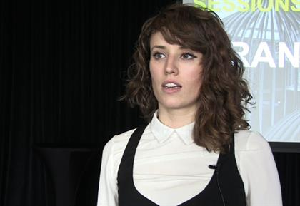 Katy Woodrow-Hill, head of planning, Dare