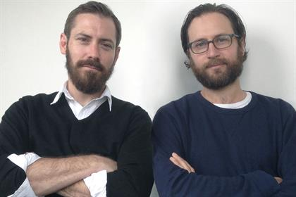 Crowe and Messeter: award-winning duo leave A&E/DDB