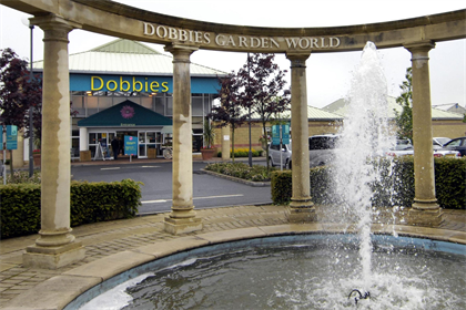 Dobbies: the incumbent, Spirit Media Scotland, is repitching. Credit: PA Photos