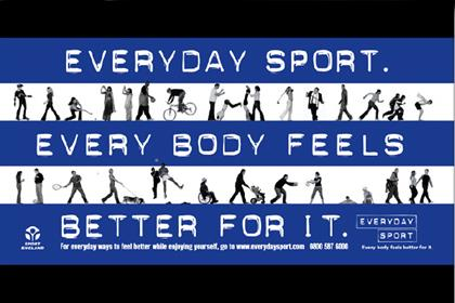Sport England: wants campaign to encourage women to take up sports