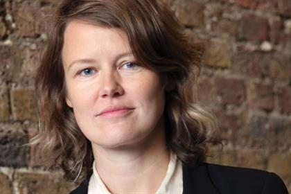 Tamsin Davies: joins Droga5 London office