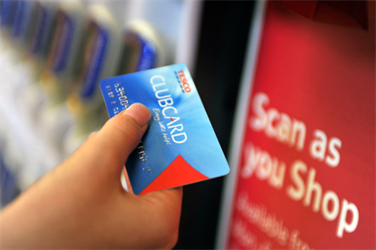 Tesco: data from Clubcard, the first supermarket loyalty card, informs the retailer's strategy