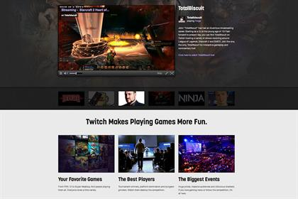 Game on: Amazon's purchase of Twitch has been likened to Google's acquisition of YouTube