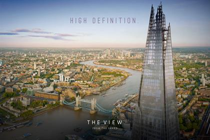 The View from the Shard: appoints Futureproof to create ad campaign