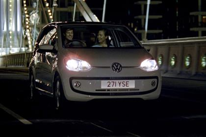 Volkswagen Up!: ad used DCM's geolocation tool to direct viewers to their nearest VW dealership
