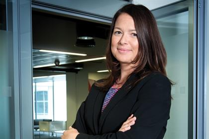 Vanneck-Smith: promoted from chief marketing officer of News UK