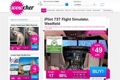 Wowcher: kicks off agency search