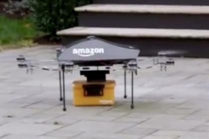 Amazon: drone video occupies this week's viral chart top spot
