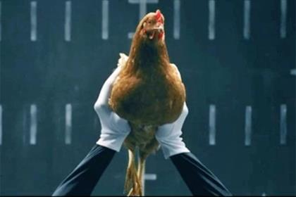 Mercedes-Benz: 'chicken' by Jung von Matt/Neckar