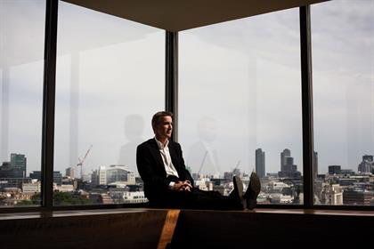 Adam Crozier: chief executive of ITV (photo: Harry Borden/MT)