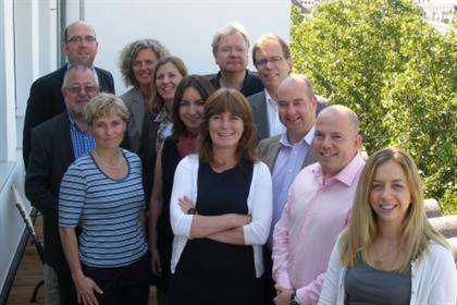 The Orb Communications Group team