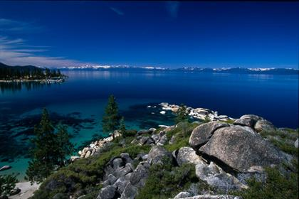 Black Diamond: to promote locations such as Lake Tahoe