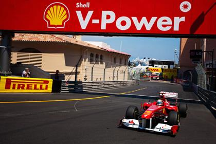 Crunch Communications: will handle Shell's partnerships with Ferrari and Ducati