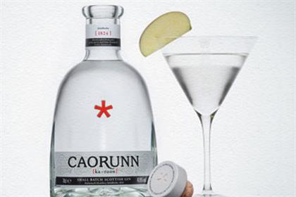 Caorunn: ThaiBev gin brand