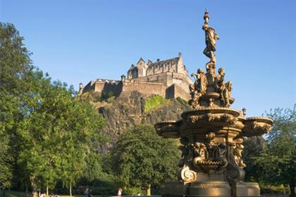 Tourist Draw: Edinburgh (Credit: Visit Scotland)