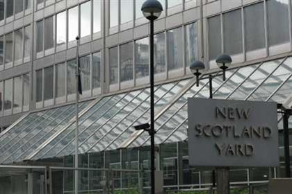 Scotland Yard: comms chief faces grilling