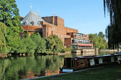 Stratford-upon-Avon: home of Shakespeare