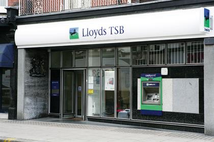 Economising: Lloyds wants to cut agencies and save money