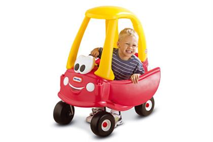 Little Tikes: Increasing brand presence in the UK