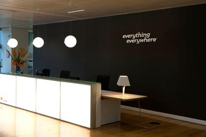 Everything Everywhere: has made a 30 per cent reduction to its comms team