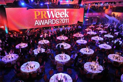 'Oscars': PRWeek Awards 2011