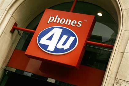 MHP: Phones4u financial brief