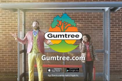 Gumtree: Advertising focus