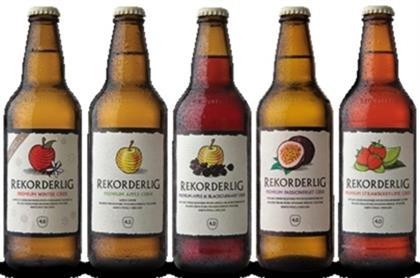 Rekorderlig: distributed in the UK by Chilli Marketing