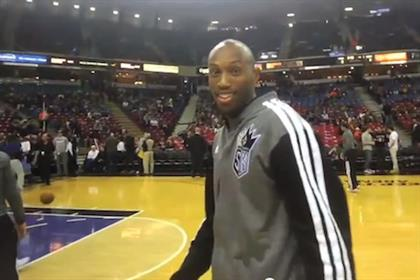 Sacramento Kings: Google Glass preview on YouTube