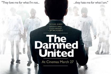 The Damned United - register at Sonypictures.co.uk for updates on the film release