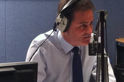 Richard Keys: joins TalkSport