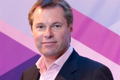 Rob Woodward: STV chief executive