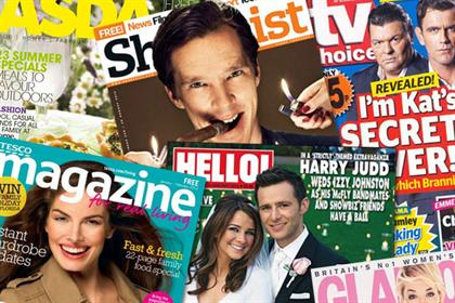 Magazine ABCs: print and digital figures are combined in today's report