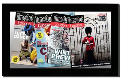 Time Out prepares to launch online social TV guide