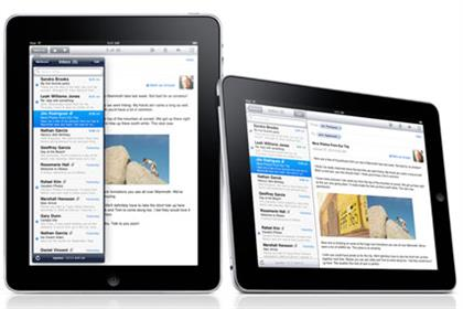 Ipad: ideal for delivering magazine content digitally says Cond Nast