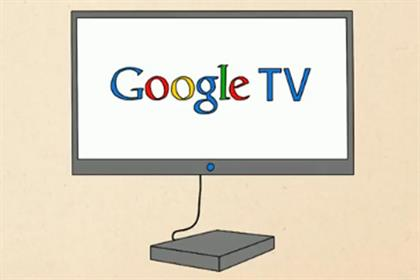 Google TV: readies UK launch