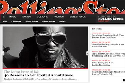 Rolling Stone: introduces website paywall