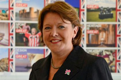 Maria Miller: the culture secretary