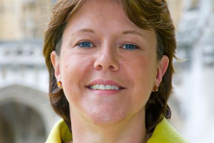 Maria Miller: cleared the Global Radio/GMG deal on plurality grounds