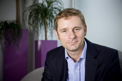 Andrew Walmsley, co-founder of I-Level