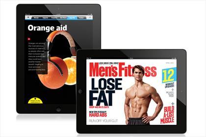 Dennis: Men's Fitness iPad edition