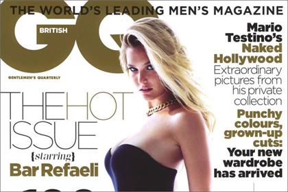 GQ: Condé Nast men's title reports rise in ad revenue